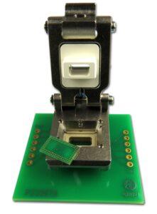 Image sensor socket