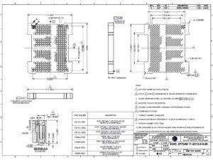 BGA297 LPDDR5 Grypper